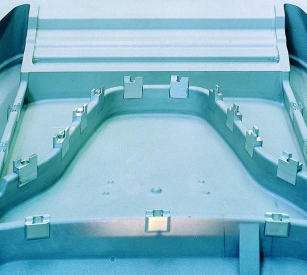 Seat Foam Moulds , Alba tooling & engineering