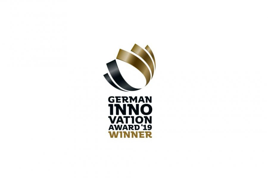 Winner German Innovation Award 2019